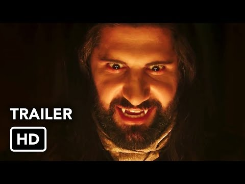 What We Do in the Shadows (FX) Trailer HD - Vampire comedy series