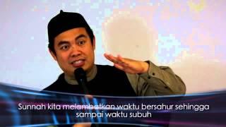 Ustaz Amin - Persediaan Ramadhan