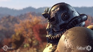 FALLOUT 76   New Game Trailer  New Open World Survial Multiplayer Game 2018 1080p 60fps