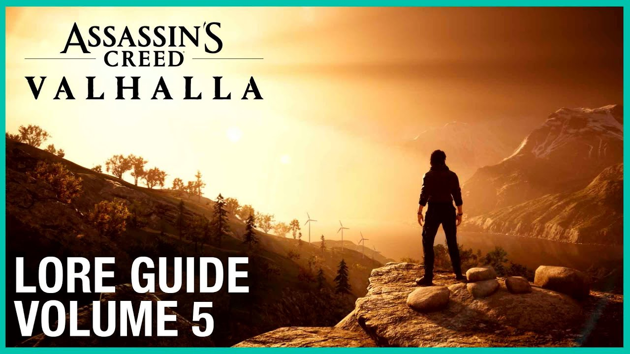 Assassin's Creed Lore Guide Volume 5 – The Present Day | Ubisoft
