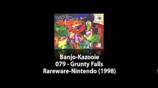 N64 - Banjo-Kazooie - 079 - Grunty Falls