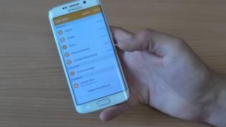 Samsung Galaxy S6 edge teszt