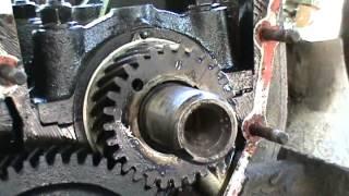 видео Конструкция двигателя ЗМЗ-402