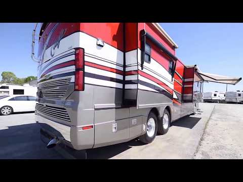 2005 Fleetwood American Eagle 42R Tag Axle A Class Diesel Pusher From Porter's RV Sales