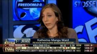 Bitcoin discussed on Freedom 2.0 (Foxbusiness)