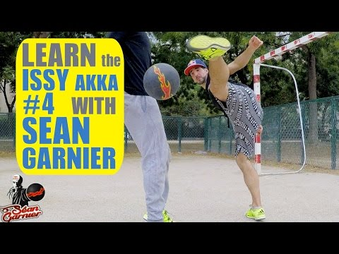 #4 ISSY AKKA TUTORIAL !! Be a Champion with Séan Garnier @seanfreestyle