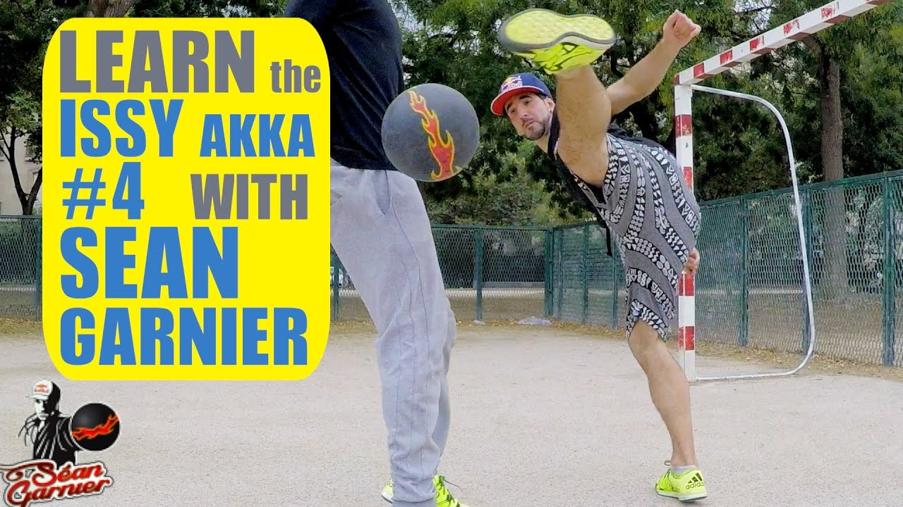 a68f762dcd  4 ISSY AKKA TUTORIAL !! Be a Champion with Séan Garnier  seanfreestyle