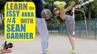 4 issy akka tutorial be a champion with san garnier seanfreestyle