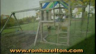 How To Make Your Children's Outdoor Swing Set/playset Safe