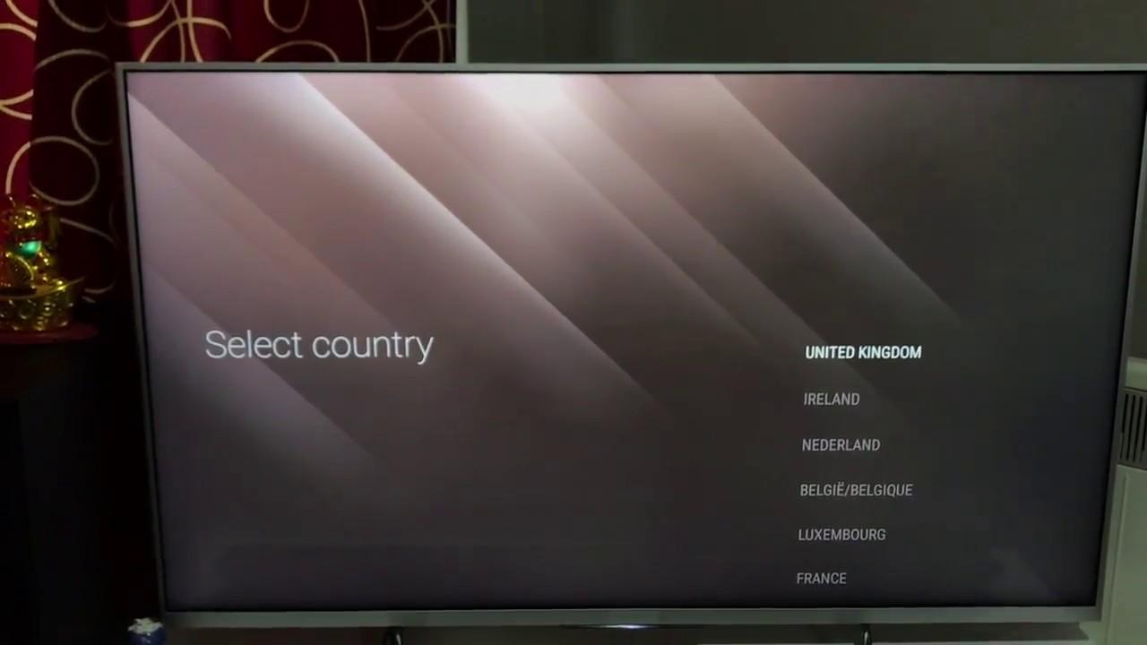 smart 4k uhd tv setup 2018 installation guide for sony bravia android smart tv samsung tv [ 1280 x 720 Pixel ]