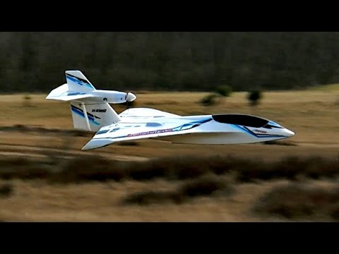 Hobbyking Skipper RC All Terrain Airplane EPO 700mm Flight ...