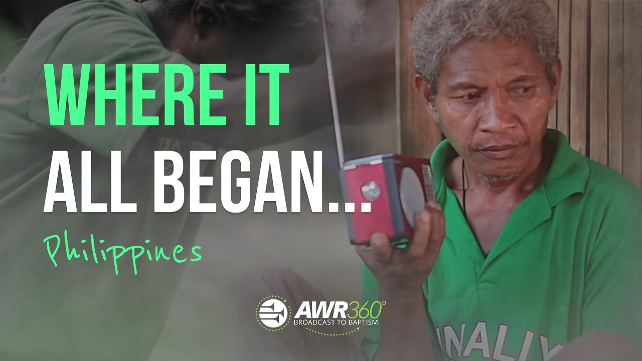 video thumbnail for Pagan Leader Converts His Entire Village | AWR360°