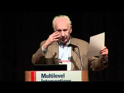 Multilevel Interventions in Health Care Conference: Keynote address by W. Richard Scott, PhD