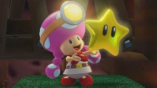 Captain Toad: Treasure Tracker - Episode 2 (Complete 100%)