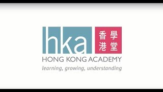 Working At Hong Kong Academy