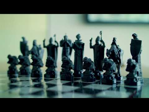 Harry Potter - Wizard Chess Board Game - Video