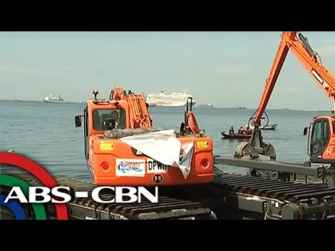 Business Nightly: Dredging operations in Manila Bay begin