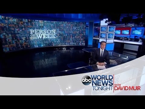 Flags of Valor on ABC World News Tonight with David Muir