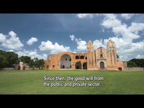 World Monuments Fund: Un rescate al patrimonio mexicano