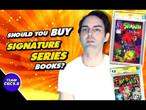 Why I Don't Buy Signature Series Books -- I Think I'm WRONG