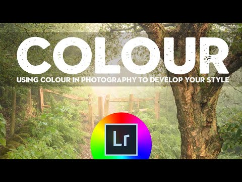 The POWER of COLOUR in your LANDSCAPE PHOTOGRAPHY | Create your style thumbnail