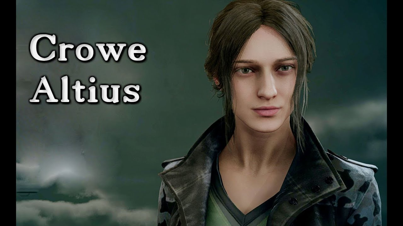 Final Fantasy Xv Creating Crowe Altius Kingsglaives In Comrades