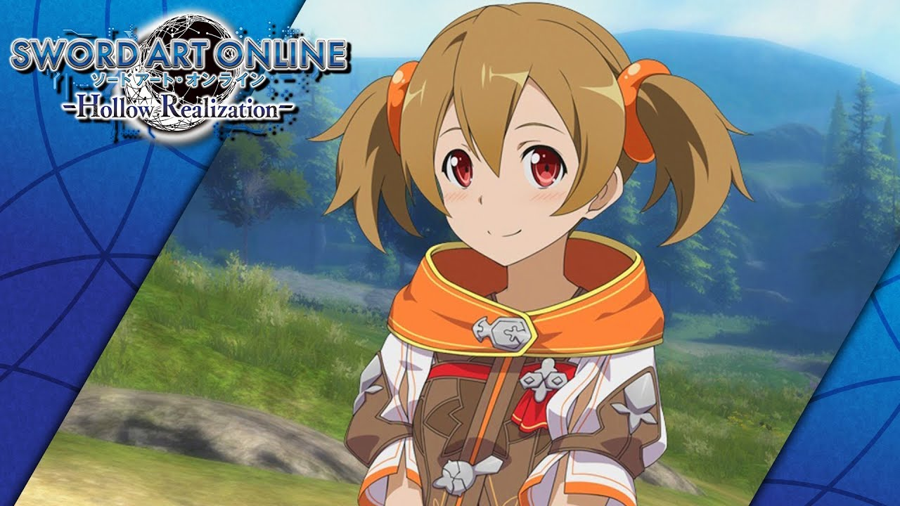 Sword Art Online: Hollow Realization (PS4, Let's Play) | Silica's Ending