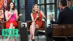 """Katy Colloton & Katie O'Brien Talk TV Land's """"Teachers"""""""