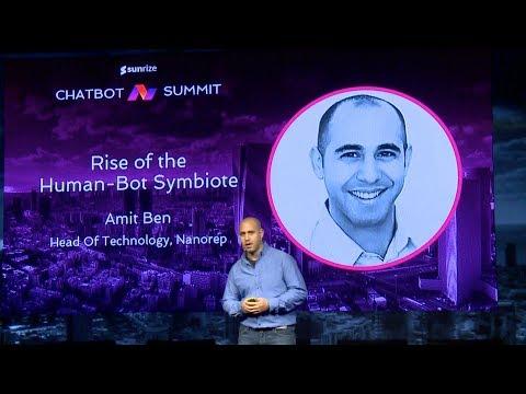 Chatbot Summit Tel Aviv 2018   Amit Ben, Head of Technology,  LogMeIn
