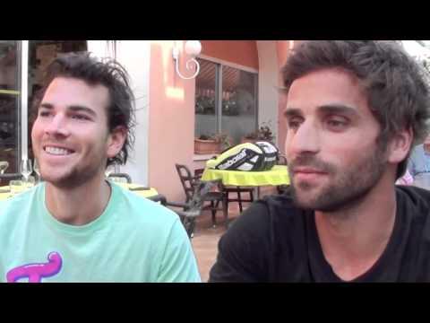 Interview d'Adrian Mannarino et Arnaud Clément