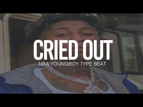 """(FREE) 2019 NBA Youngboy Type Beat """" Cried Out """" Smooth/Trap Instrumental"""