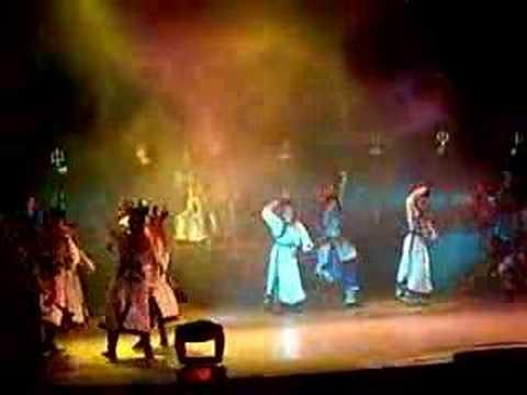"Baikal Театр Байкал ""Угайм Сулдэ"" (Дух предков) 7"