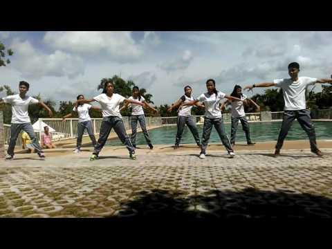 NDEI Zumba Exercise Grade 11 Team Shabog (Group 3)