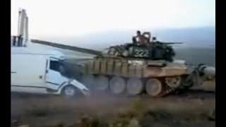 Evolution of Russian Marauders: War in Chechnya, War in Georgia, War in Ukraine.