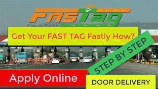 How to apply Fast Tag online? | ICICI FasTag | How Get Your Vehicle FAST TAG Online? | STEP BY STEP