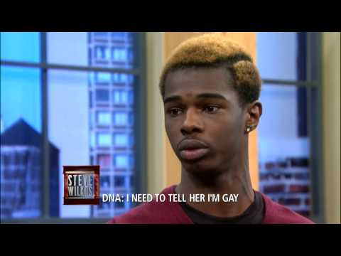 Is Curtis The Father? (The Steve Wilkos Show)