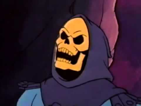 Skeletor Says Myah For 5 Minutes Youtube