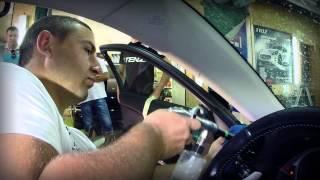 Обучение в сфере авто детейлинга от Carclean Ukraine www.carclean.ua
