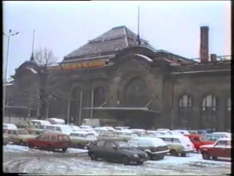 Dresden-Neustadt 1991 - Die Bronx des Ostens #002