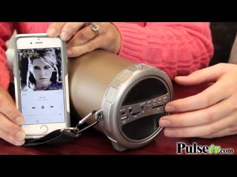 Bluetooth Indoor/Outdoor Party Speaker by GeekTek