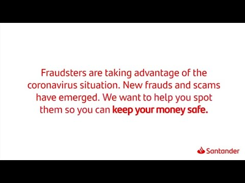 Latest Fraud Updates Santander Uk