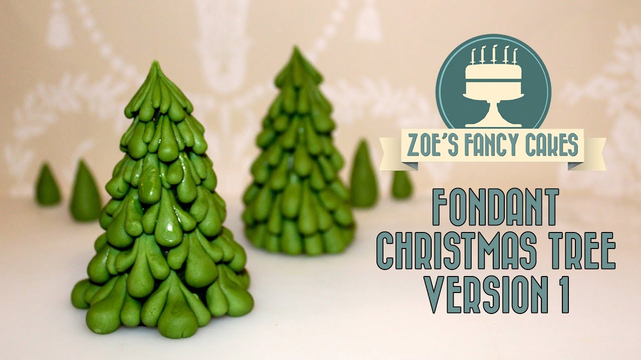 Make Edible Tree Decorations