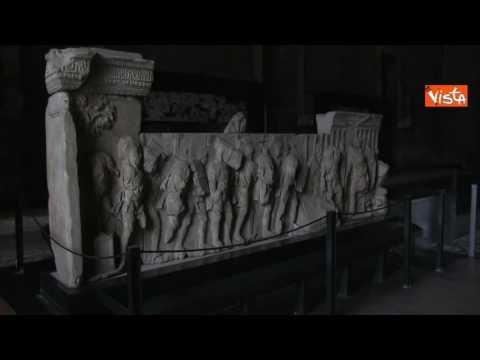 La Curia Iulia a Roma, l'edificio sito nel Foro romano che ospitava il Senato