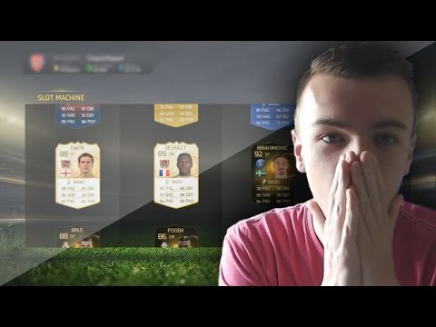 NEW FIFA 16 SLOT MACHINE GAME MODE? - FIFA 15 ULTIMATE TEAM - 동영상
