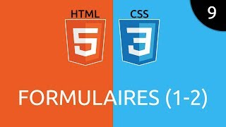 HTML/CSS #9 - formulaires (1/2)