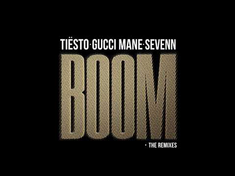 Tiësto · Gucci Mane · Sevenn – BOOM (Brennan Heart Extended Remix)