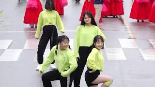 2019년 10월 평창거리축제 하이라이트. 거리댄스 평…