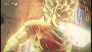 Jump Force Reveal Trailer - E3 2018