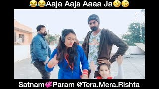 Aaja Aaja Aaaaa Ja 😜😂😜 Hahaha Tooo Funny | Whatsapp Status Video | Latest Funny Tiktok Video 2018