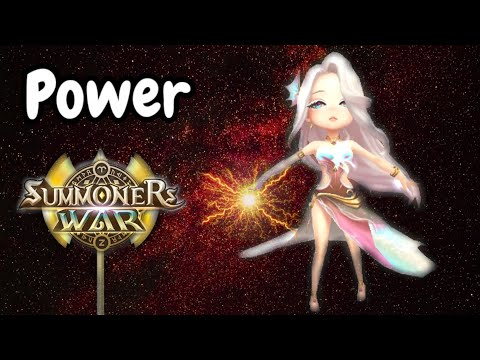 The Brutal Power Of Elenoa (Light Polar Queen) - Summoners War